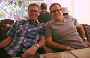 My mate, Bruce. 27/07/1955 - 11/09/2014